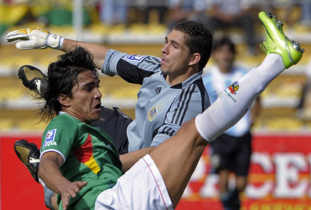 MMM: El enigmático brasilero de Bolivia que siempre vacuna a la Argentin...