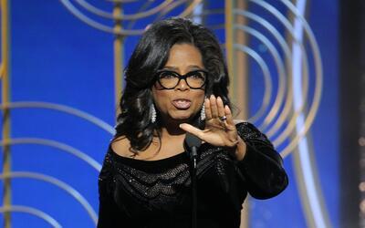 Una incógnita si Oprah Winfrey aspirará a la Casa Blanca e...