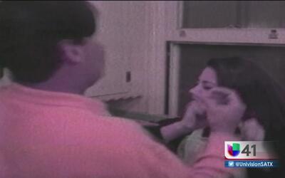 Nico LaHood busca reducir los casos de violencia doméstica en el condado...