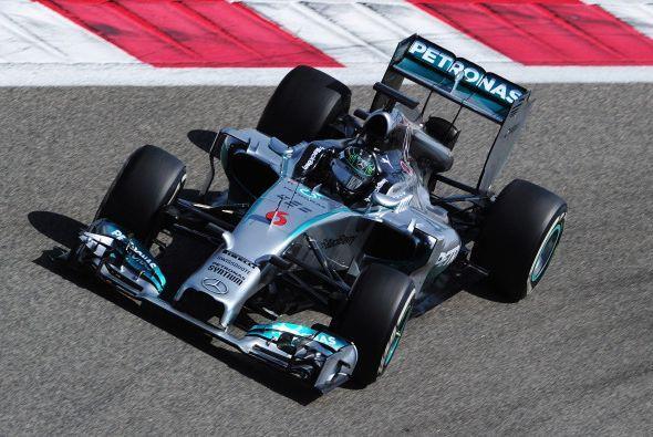A pesar de que Mercedes es un equipo antigüo en el automovilismo, nunca...