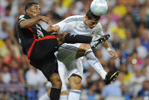 Gracias a sus logros, La Liga jugó la Copa de la Paz frente al Real Madr...