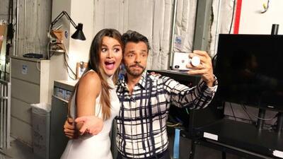 El álbum personal de Clarissa Molina y sus fotografías con los famosos