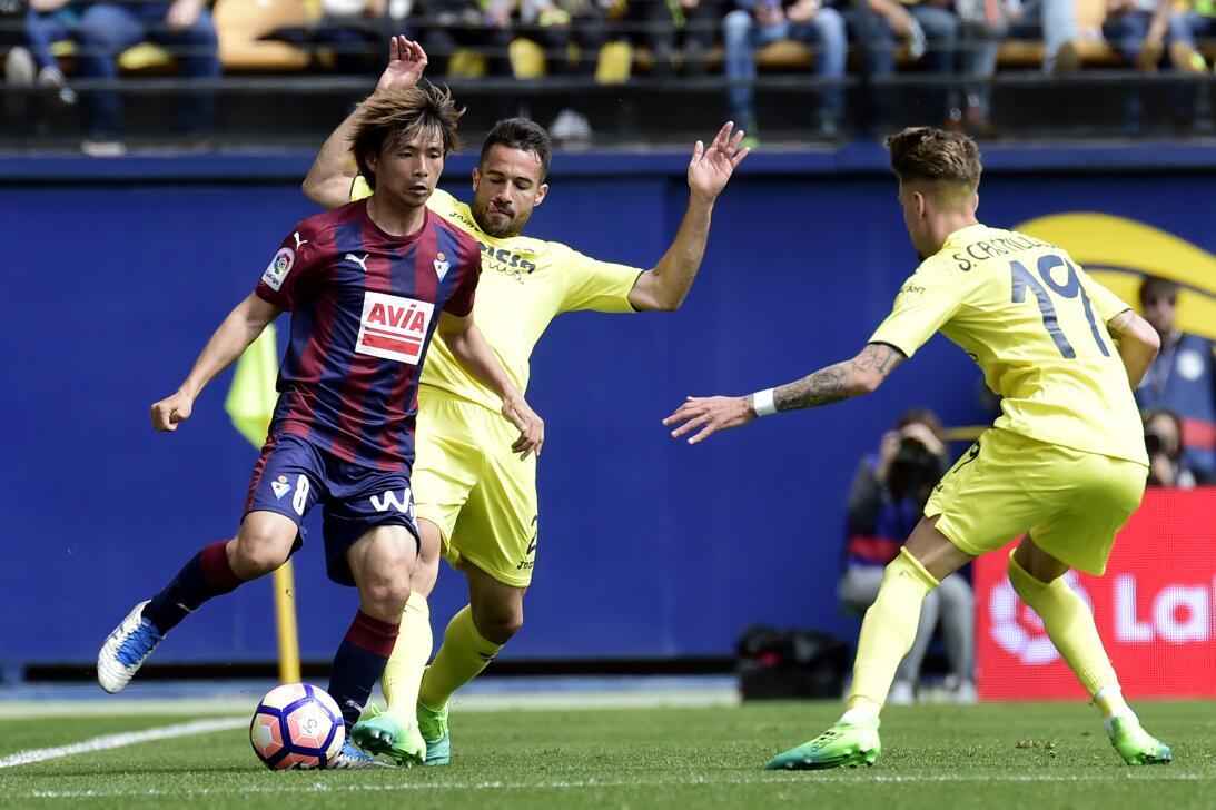 Villarreal de Jonathan dos Santos cayó con Eibar como local en la jornad...