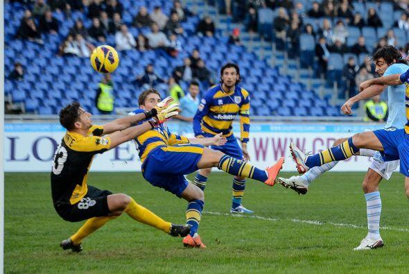 El equipo de la capital romana encaró su partido de la Serie A an...