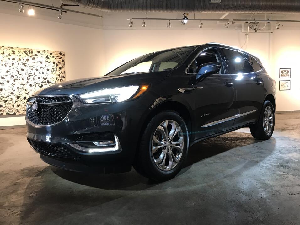 La Buick Enclave 2018 buscar ser una verdadera alternativa a las camione...