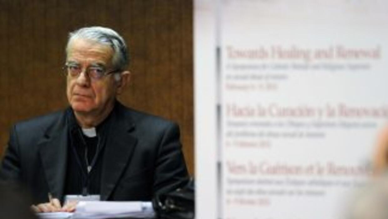 El portavoz papal, Federico Lombardi, reconoció que El Vaticano tiene aú...