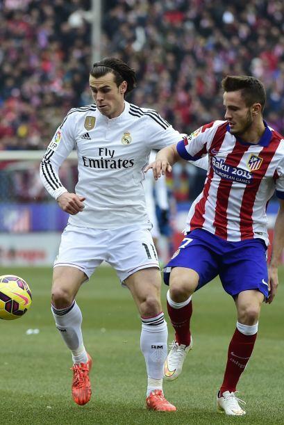 Gareth Bale pasó completamente desapercibido en el ataque luego de ser u...