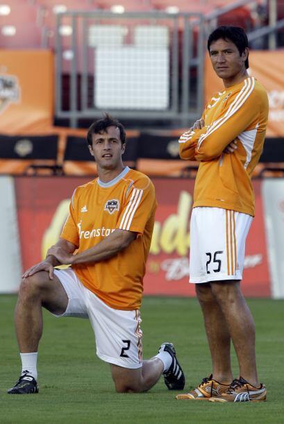 Si el Dynamo no logra un buen torneo, estos dos podrían hacer castin en...