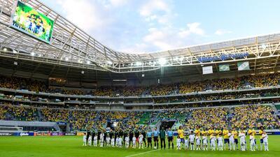 ¿El Azteca, el Camp Nou, el Bernabéu o el Maracaná? No, este es el mejor estadio del mundo