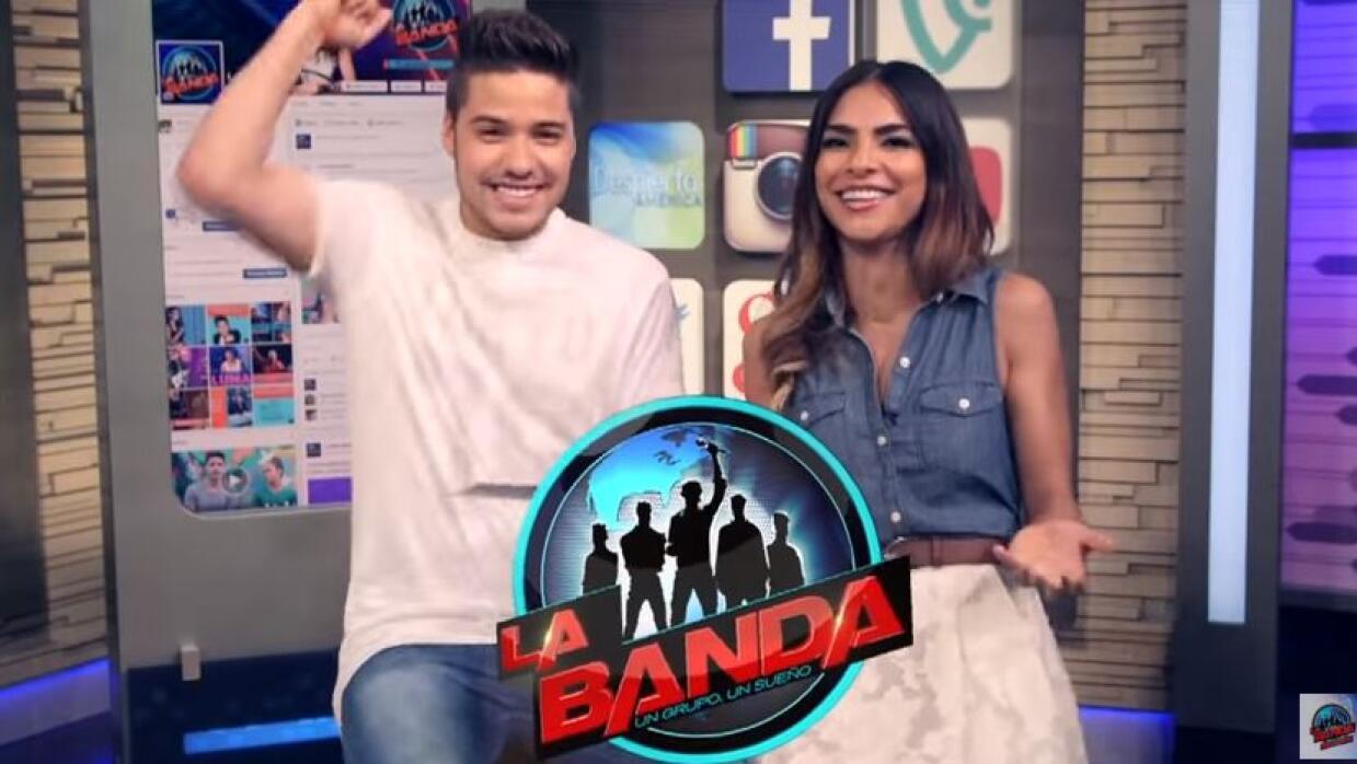 William Valdés y Alejandra Espinoza