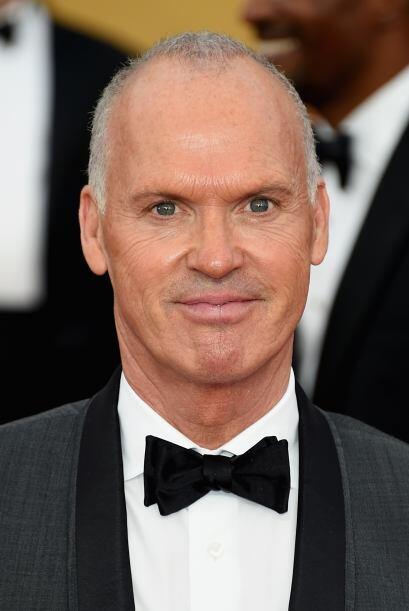 Michael Keaton, feliz