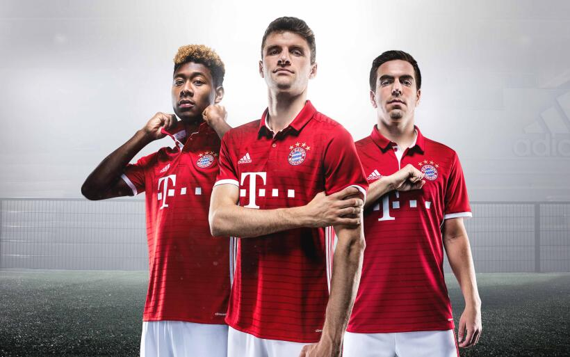 Bayern Munich 2016-17