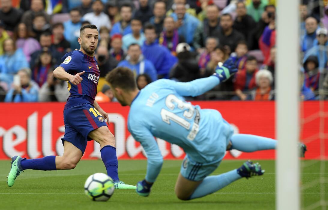En fotos: Barcelona respondió a la eliminación de Champions con triunfo...