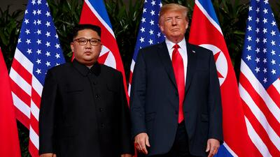 Cumbre en Singapur: Kim Jong Un dice a Donald Trump que estar cara a cara parece de ciencia ficción