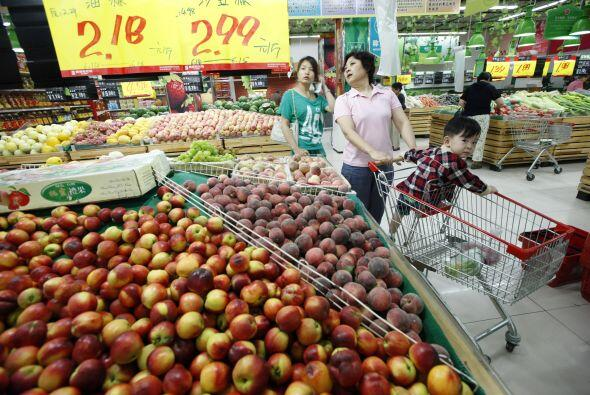El alza en la inflación ha sido una de los mayores problemas en el país...