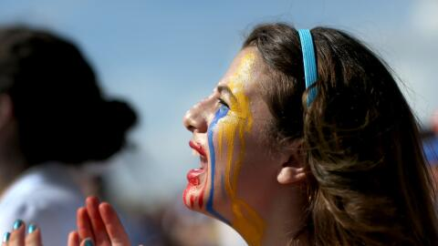 EEUU es el principal destino de la migración venezolana. (Foto de...