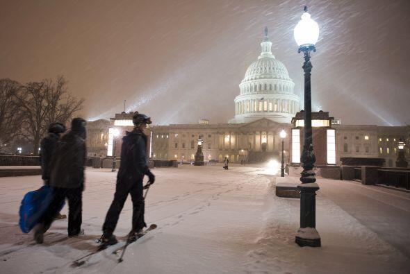 Los primeros días de enero la misma zona azotada por esta tormenta fue g...