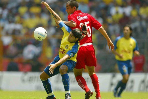 En el Clausura 2004 y el Bicentenario 2010, los Diablos repitieron la do...