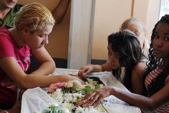 Los jóvenes que perdieron la vida son diez niñas y dos niños que oscilan...