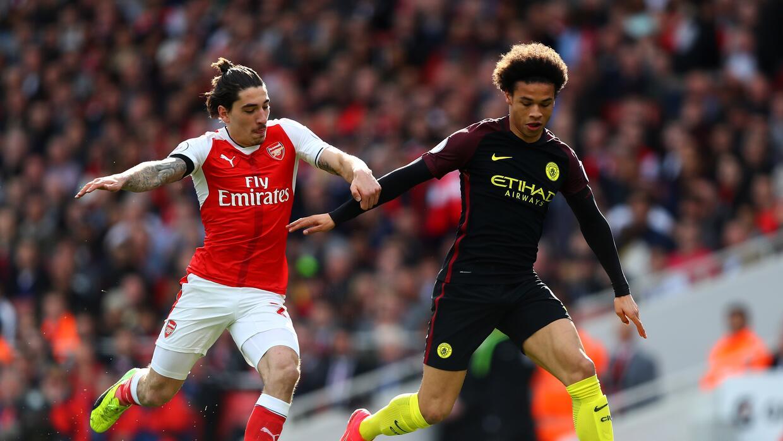 Arsenal vs Manchester City