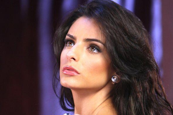 La hija de Eugenio Derbez, Aislinn Derbez, tiene uno de los rostros más...