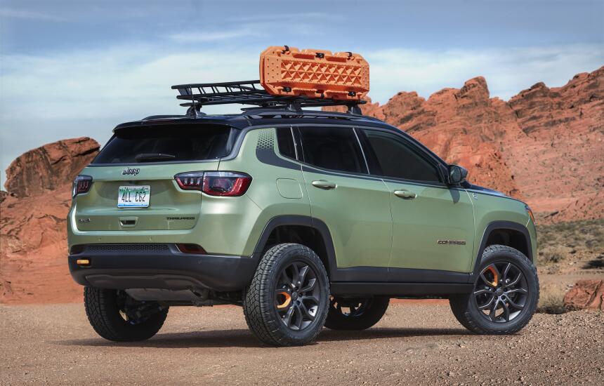 Los conceptos que llegarán el Safari de Pascua Jeep 2017  CN017_010JPpri...
