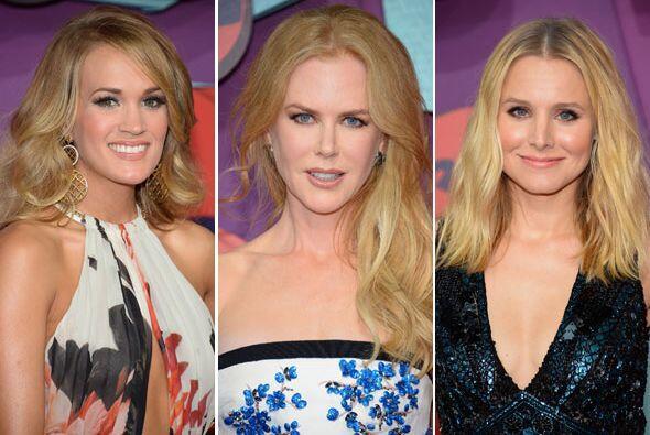 Muchas estrellas de la música country se reunieron para premiar a...