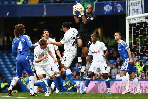 Chelsea consiguió un importante triunfo ante el Wigan.