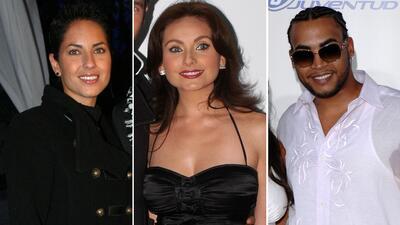 ¿Con quién salían estos famosos hace 10 años?