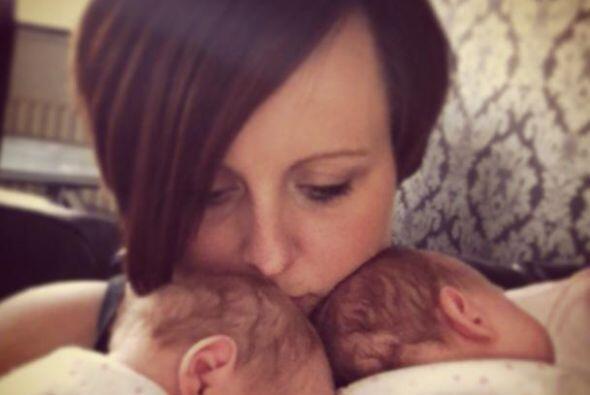 Carmelle Hartgrove tuvo un embarazo muy difícil en el qué tuvo que tomar...