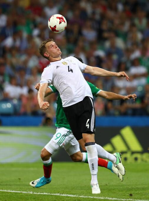 Uno a Uno: A detalle los 22 protagonistas del Alemania vs. México 002 Ma...