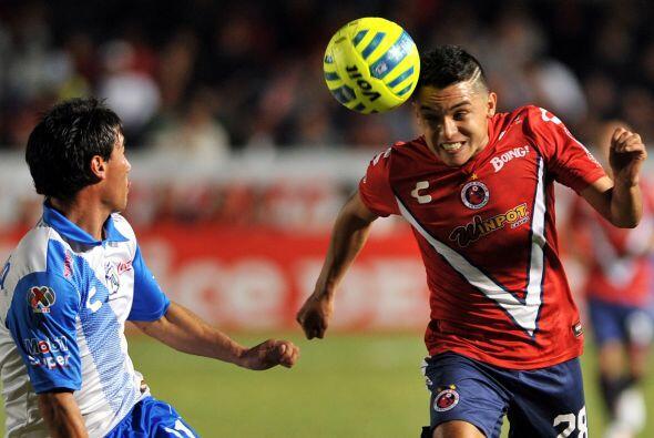 Veracruz ha sido la sorpresa del inicio del torneo con sus dos victorias...