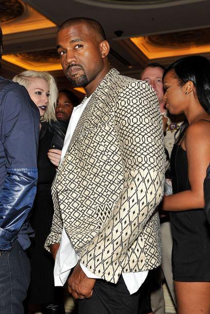 Obviamente no podía faltar el amorcito de Kim.