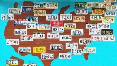Estos son los 10 mejores estados para manejar en Estados Unidos
