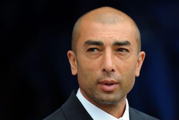 Técnico, Roberto Di Mateo: El técnico de Chelsea sigue en plan grande co...