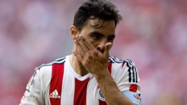 Chivas perdió con Santos, gracias al gol de Darwin Quintero al minuto 87.