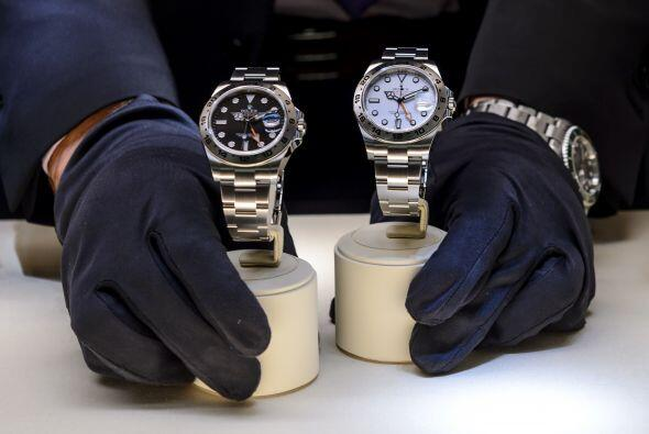 Rolex presentó nuevo modelos para hombre.