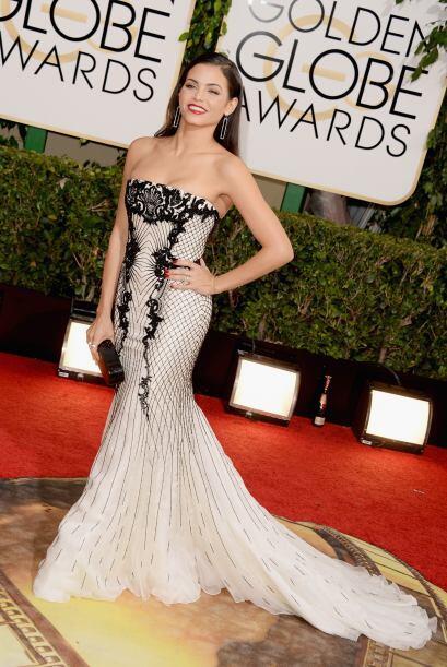 Jenna Dewan, con ese escote y esas curvas dejó sin aliento a todos los c...