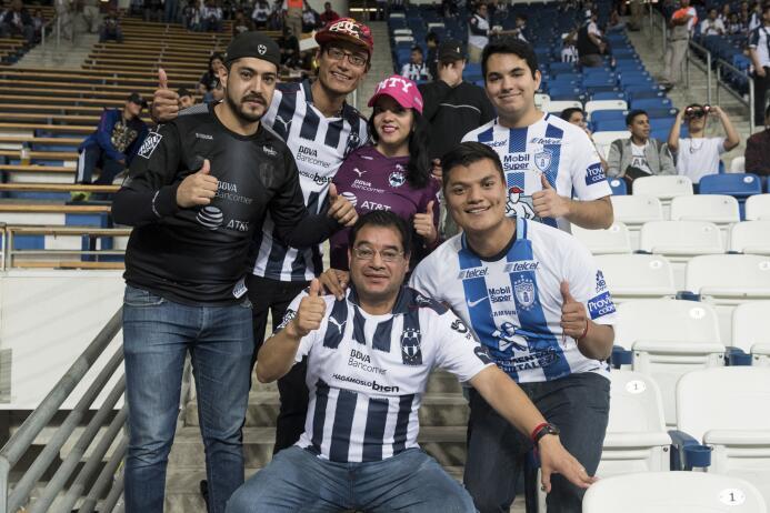 En fotos: Rayados se sacó la espina de la Liga MX y se coronó en la Copa...