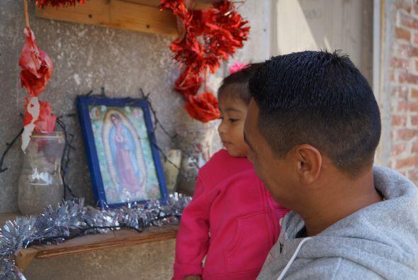 Entramos al humilde hogar de la familia Cornejo, cuya espera por el asil...