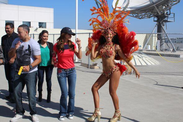 Buena támbien para la samba ;)