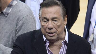 Donald Sterling fue multado y expulsado por vida de la NBA