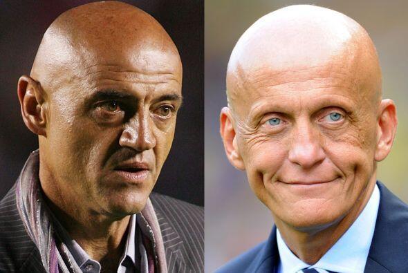 Este caso es entre dos personajes del fútbol, el polémico...