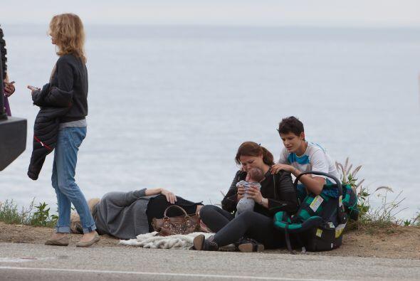 Como resultado del accidente se reportaron siete heridos, entre ellos en...