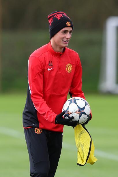 Adnan Januzaj es la apuesta de futuro del Manchester United, pero tambié...