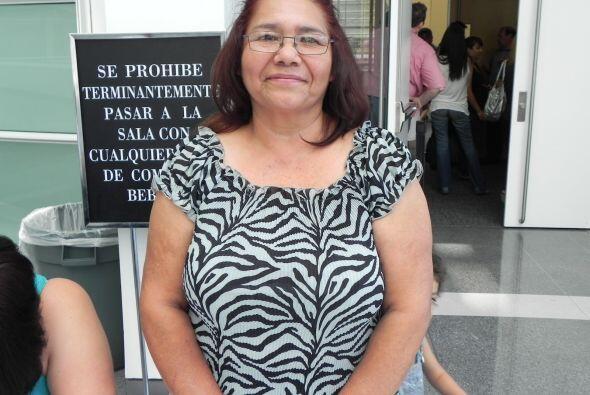 Esta residente de Phoenix inmigró de Mazatlán, México, a los Estados Uni...