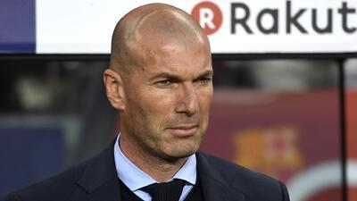 Zamorano reveló cuál será el próximo club que dirigirá Zinedine Zidane