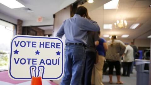 Latino vote