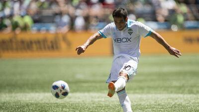 Nicolás Lodeiro se quedó sin Mundial pero con garra charrúa resurgió su poderío en la MLS