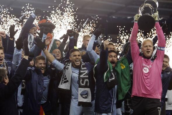Sporting Kansas City, es otro de los equipos de la MLS que destacan en l...
